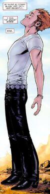 Johnathon Blaze (Earth-616) from Ghost Rider Vol 7 1 001