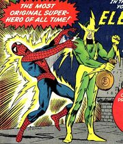 Peter Parker (Earth-616) defeated by Electro from Amazing Spider-Man Vol 1 9