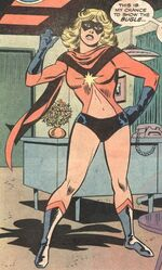 Carol Danvers (Earth-57780) from Spidey Super Stories Vol 1 22 0001
