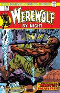 Werewolf by Night Vol 1 20