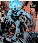 Zona Cluster-6 (Earth-616) from New X-Men Vol 1 130