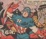 Chaplain America (Earth-9047) from What The--?! Vol 1 1 001