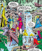 Elders of the Universe (Earth-616) from Silver Surfer 7