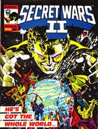 Secret Wars II (UK) Vol 1 45