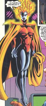 Amber Hunt (Earth-95431) from Phoenix Resurrection Aftermath Vol 1 1 0001