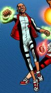 Fuel (Habit Heroes) (Earth-616) from Habit Heroes and Iron Man Vol 1 1 001