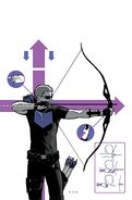 Hawkeye Vol 4 2 Textless