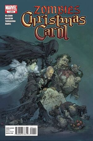 Marvel Zombies Christmas Carol Vol 1 1