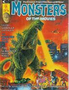 Monsters of the Movies Vol 1 5