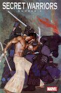 Secret Warriors Vol 1 3 Wolverine Art Appreciation Variant