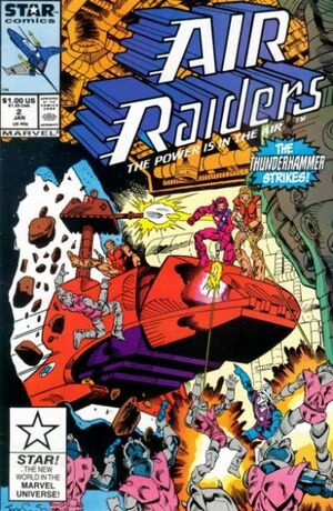 Air Raiders Vol 1 2