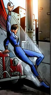 Thomas Halloway (Earth-616) from Marvel Comics 70th Anniversary Edition Vol 1 1 0001