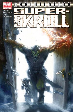 Annihilation Super-Skrull Vol 1 2
