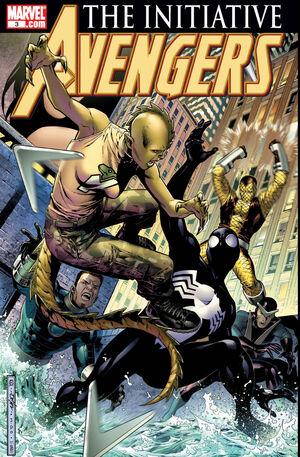 Avengers The Initiative Vol 1 3