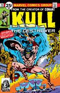 Kull the Destroyer Vol 1 16