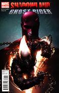 Shadowland Ghost Rider Vol 1 1