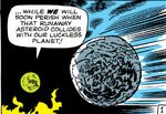 Xanth (Planet) from Fantastic Four Vol 1 7