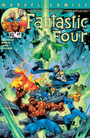 Fantastic Four Vol 3 49