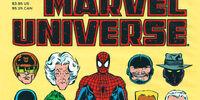 Official Handbook of the Marvel Universe Master Edition Vol 1
