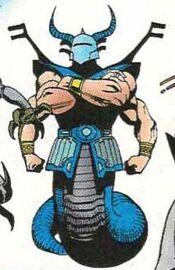 Raggadorr (Earth-616)
