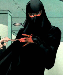 Sooraya Qadir (Earth-616) from New X-Men Hellions Vol 1 1 0002