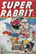 Super Rabbit Comics Vol 1 3