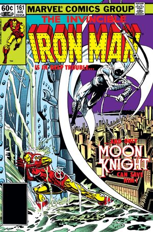 Iron Man Vol 1 161