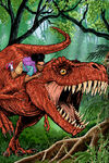 Moon Girl and Devil Dinosaur Vol 1 5 Women of Power Variant Textless