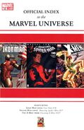 Official Index to the Marvel Universe Vol 1 12