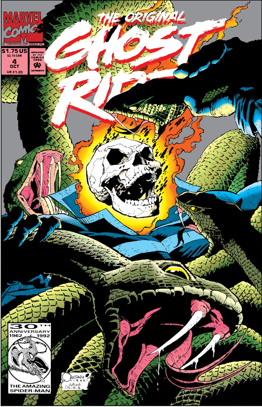 Original Ghost Rider Vol 1 4