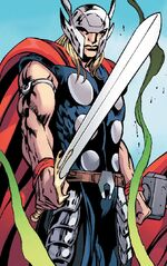 Thor Odinson (Earth-14831) from New Avengers Ultron Forever Vol 1 1 001