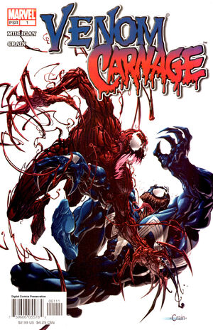 Venom Vs. Carnage Vol 1 1