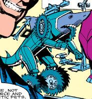 Bloodbath (Heavy Metal) (Earth-616) - Brute Force Vol 1 2 001