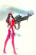 Elektra Assassin Vol 1 1 Textless