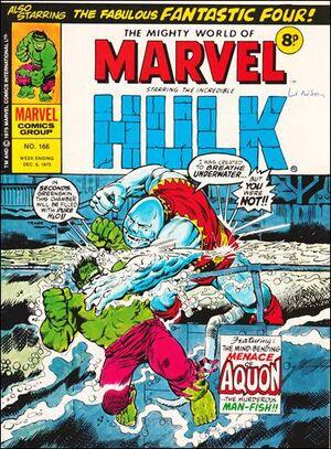 Mighty World of Marvel Vol 1 166