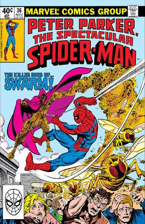 Peter Parker, The Spectacular Spider-Man Vol 1 36