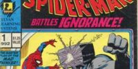 Amazing Spider-Man Battles Ignorance Vol 1