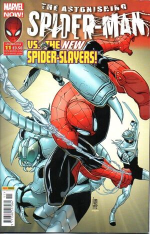 Astonishing Spider-Man Vol 4 11