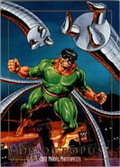 Otto Octavius (Earth-616) from Marvel Masterpieces Trading Cards 1992 0001