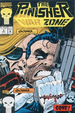 Punisher War Zone Vol 1 9