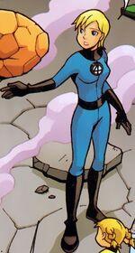 Susan Storm (Earth-5631) Power Pack Vol 3 3