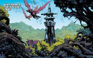 War Room X from Uncanny X-Men Vol 4 8 001
