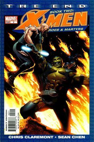 X-Men The End Vol 2 2
