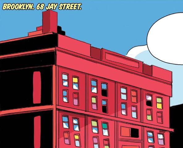 File:68 Jay Street from Patsy Walker, A.K.A. Hellcat! Vol 1 6.jpg