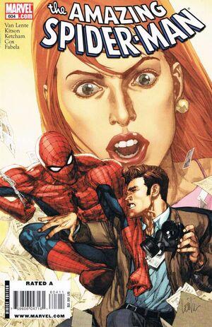 Amazing Spider-Man Vol 1 604
