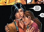 Danielle Moonstar (Earth-616) and Sofia Mantega (Earth-616) from New X-Men Vol 2 22 0001