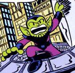Kl'rt (Earth-99062) Marvel Adventures Super Heroes Vol 1 3