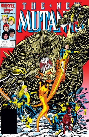 New Mutants Vol 1 47