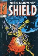 Nick Fury, Agent of S.H.I.E.L.D. Vol 2 2