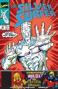 Silver Surfer Vol 3 36